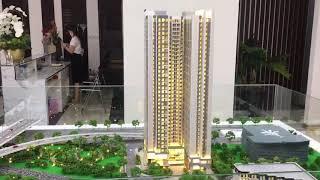 Sa bàn dự án chung cư Hoàng Huy Grand Tower Sở Dầu Hồng Bàng Hải Phòng