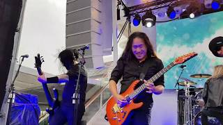 "Dragonforce live  ""Ashes of the Dawn"" Full Metall Cruise 7"