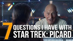 7 Unanswered Questions in Star Trek Picard