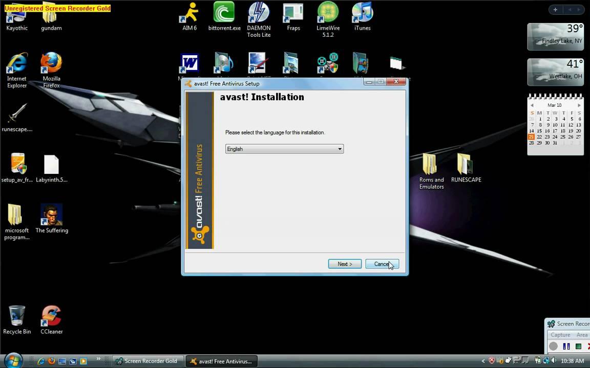avast free antivirus torrent download