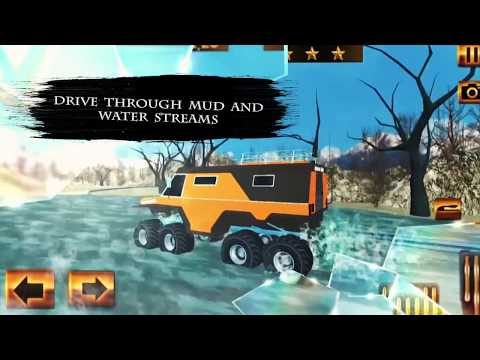 Extreme Offroad Mud Truck Simulator 6x6 Spin Tires Apps On Google Play