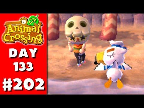 Animal Crossing: New Leaf - Part 202 - Italian Gulliver (Nintendo 3DS Gameplay Walkthrough Day 133)