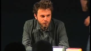 Paolo Giordano conversa con il suo Maestro Elizabeth Strout