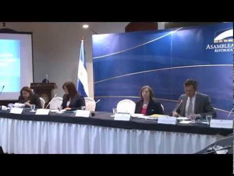 Experts Session on Rome Statute - 1st Session, Part 3 - Legislative Assembly of El Salvador