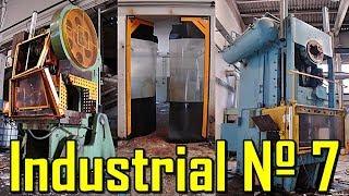 Industrial Nº 7 | Lugares Abandonados © Olvidado y decadente (Pablo RS)