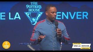 """His Role, Her Movement, Our Reward"" - Touré Roberts"