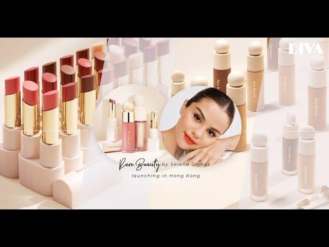 美國小天后Selena Gomez個人美妝品牌Rare Beauty登陸香港!10款編輯精選好物,美妝控準備好未?