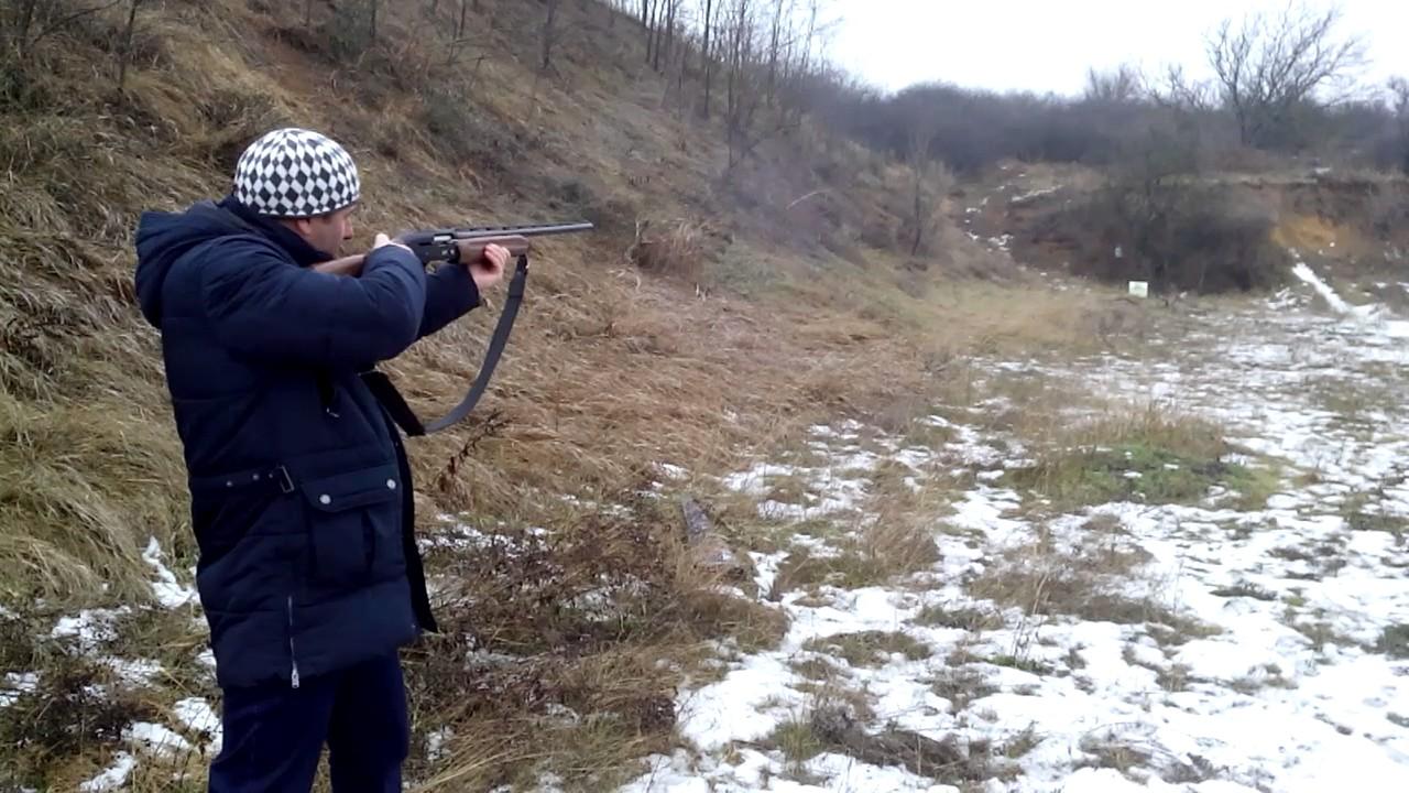 Оружие. Камуфляж для охоты.Beretta ES100 - YouTube