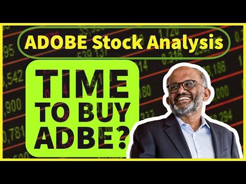 Adobe (ADBE) Stock Analysis - NEW $15B Buyback!! Time To Buy Adobe Stock Now?