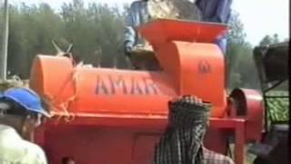Maize De Husker cum Thresher by Amar Agricultural Machinery Group, Ludhiana