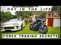 A Day in the Life of a Forex Trader - YouTube