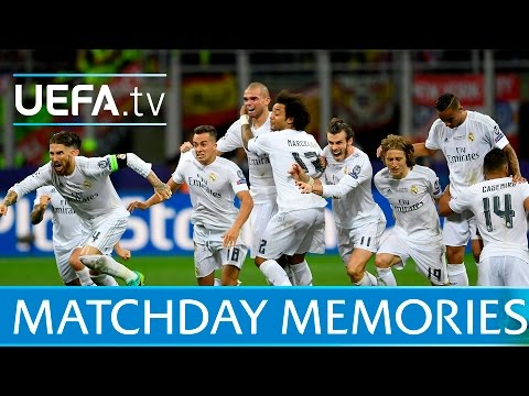 Ronaldo's winning penalty, Liverpool's comeback and more: Classic final moments