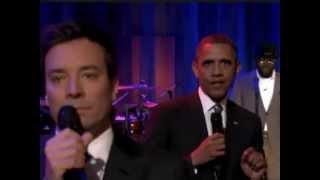 Obama 'Slow Jam the Presidency'