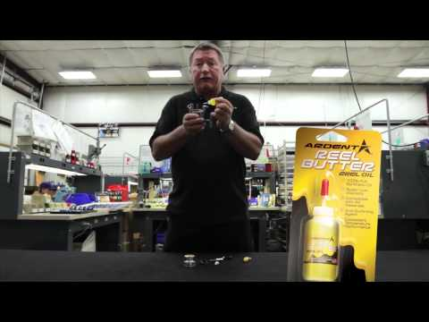 Spinning Reel Care Demo with Denny Brauer