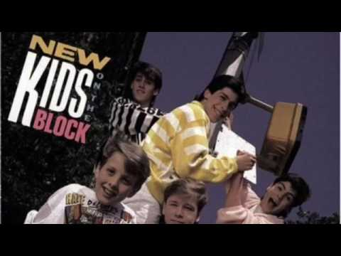 New Kids On The Block (self-titled) (Full Album)