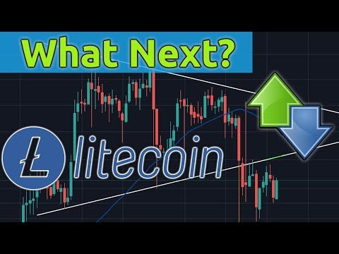 LITECOIN PRICE UPDATE   What Is Next For LTC?