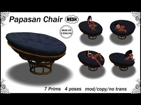Papasan Chairs -- Comfortable and Portable
