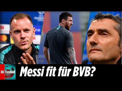 Champions League Preview: Messi nun doch fit für Dortmund?