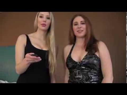 Princess Rene & Shauna Ryanne - Filming Outtake