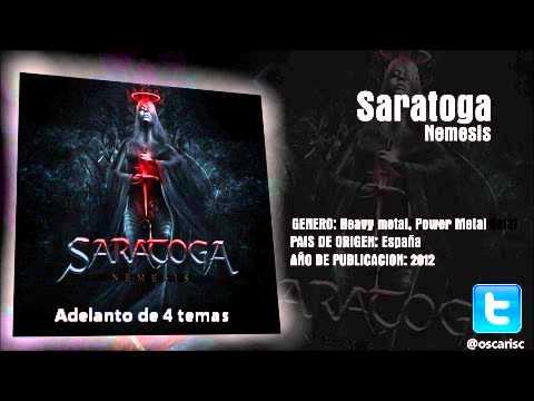SARATOGA - Nemesis (4 temas)