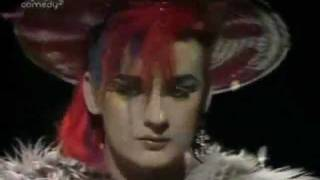 Culture Club - Mister Man [video]
