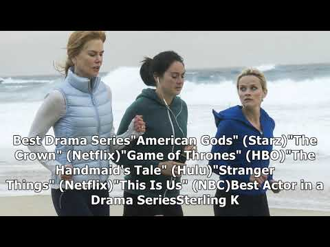 Big little lies and more nominated for critics' choice tv awards7
