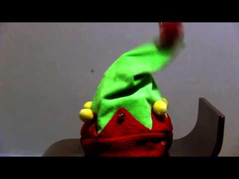 Funny Christmas Singing Hats