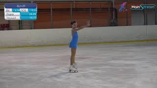 Первенство посвященное Дню народного единства по фигурному катанию на коньках День 1