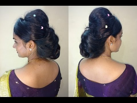 Wedding Juda Hair Style For Wedding And Bridal Youtube