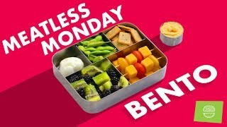 Picky Eater Bento #1! Vegetarian Back to School Recipes!