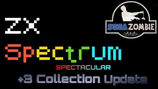 Spectrum Spectacular   + 3 Disk Games - collection update - will they, won't they load? -Sega Zombie