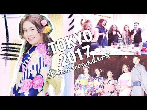 Tokyo Vlog + Outfit Diary: Tokyo Kimono Rental + Karaoke Night | Kim Mendoza