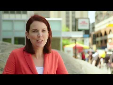 Jennifer Hollett: From Much VJ to NDP candidate