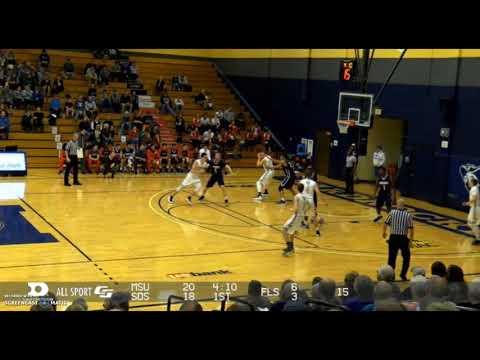 Hardrocker Men's Basketball Highlights vs. MSU Denver