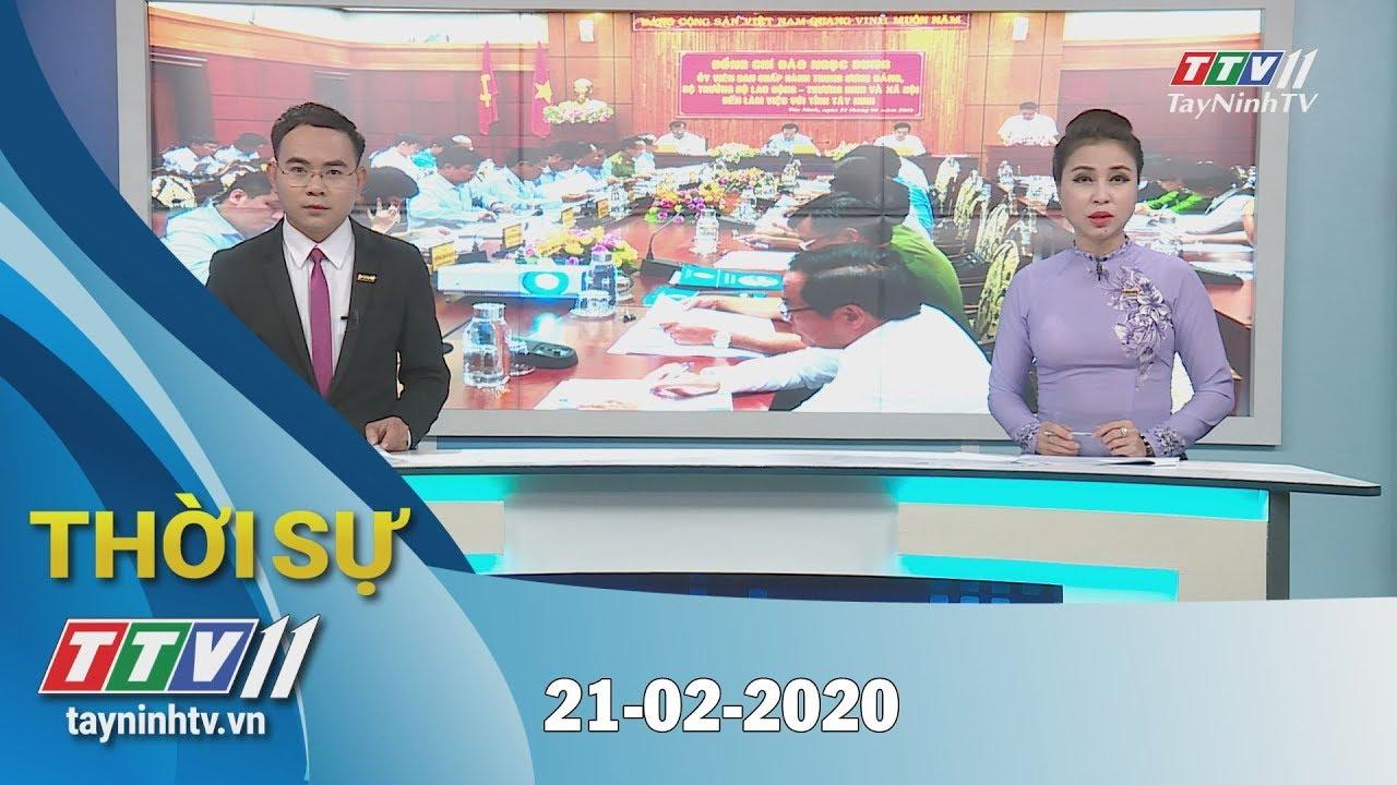 Thời sự Tây Ninh 21-02-2020 | Tin tức hôm nay | TayNinhTV