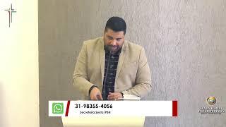 Isaías 6.1-7 Pr. Antônio Dias 26-04-2020