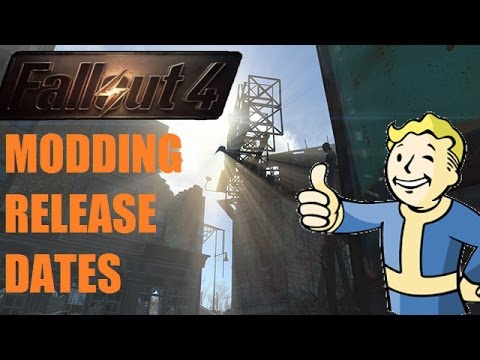 Fallout 4: Modding Expected Release Dates Confirmed by Bethesda; New FO4 Survival Mode info ...
