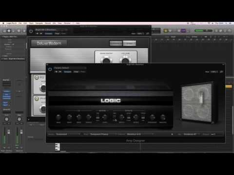 Sweet Rhodes Pianos In Logic Pro X