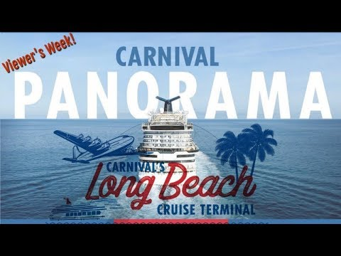 Carnival New Ship Panorama Amp Viewer S Week Youtube