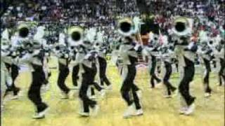 Kitaro Song Played by Gadjah Mada University Marching Band, Indonesia