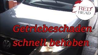 Getriebeschaden schnell behoben - Getriebe am VW Passat 3C 1.4 TSI tauschen