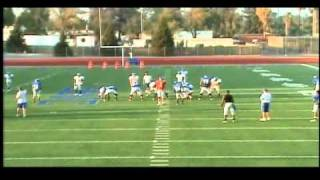 #21 Game and #24 Practice. 2010   Steve Isiah San Bernardino Valley College Football SBVC Football