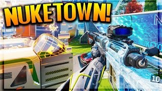 BEST NUKETOWN SNIPING GAME! (Black Ops 3)