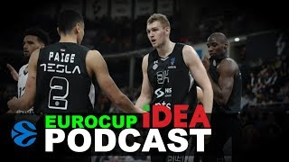 Analiza 9. Kola Evrokupa Powered By Idea | SPORT KLUB Podcast