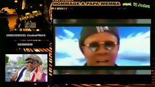 HOMMAGE A PAPA WEMBA [ Best of Vol 1 (WORLD) - DJ JUDEX ]