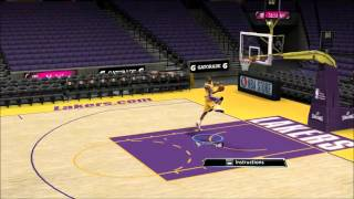 NBA 2k10 Gameplay PC