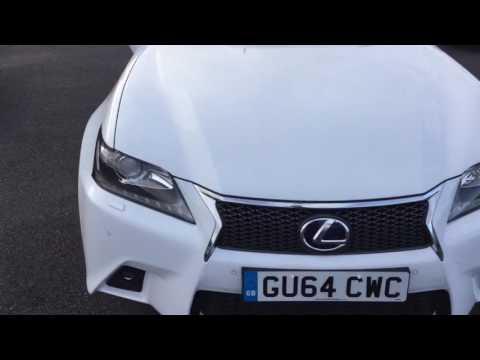 Lexus GS: Luxurious Hybrid Saloon