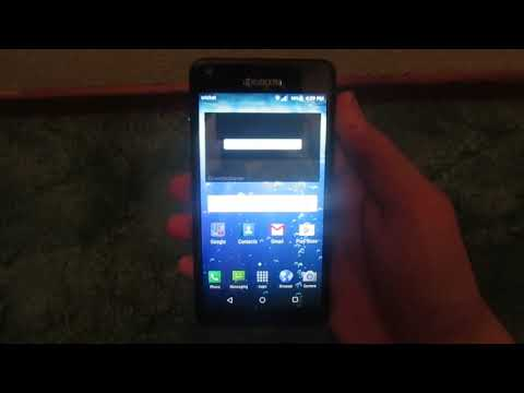 Unboxing: Kyocera Hydro View