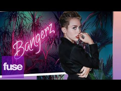 Miley Cyrus Previews Full