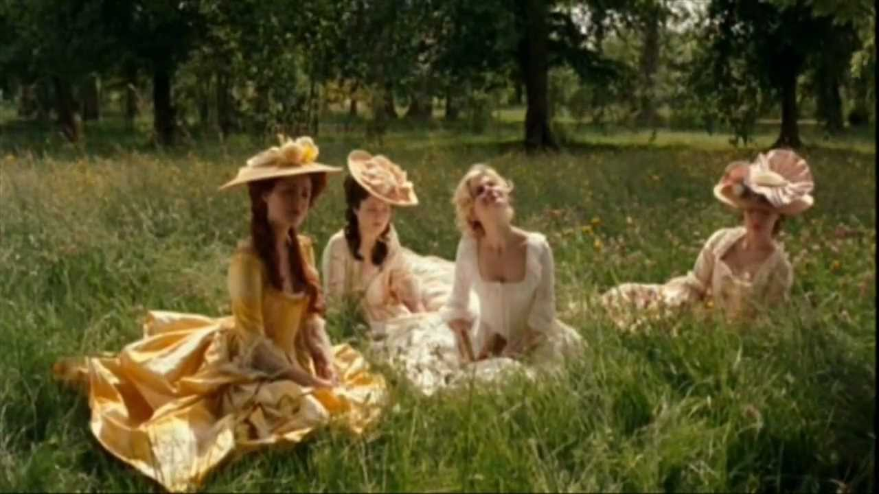 Marie Antoinette ~ Petit Trianon HQ - YouTube